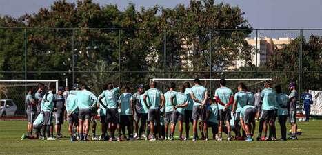Fluminense se reapresenta e terá primeira semana livre com Roger desde abril