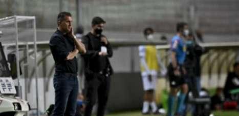 Após derrota para o Sport, Vagner Mancini garante que o América-MG ainda procura por reforços