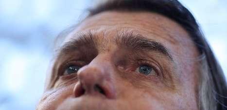 'Está na cara que querem fraudar as eleições', diz Bolsonaro