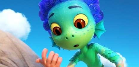 Além de Luca, veja outros filmes da Disney que fazem sorrir