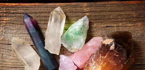 Pedras dos signos: atraia sorte e proteção com cristais