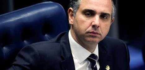 """Pacheco deseja """"boa sorte"""" para Ciro Nogueira na Casa Civil"""