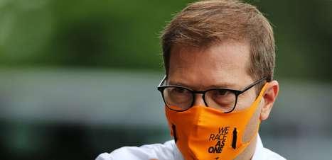 Seidl satisfeito com progresso de Ricciardo na McLaren F1