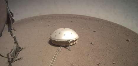 Sonda da Nasa revela como é Marte 'por dentro'