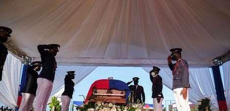 Presidente assassinado do Haiti é sepultado conforme aumentam tensões no país