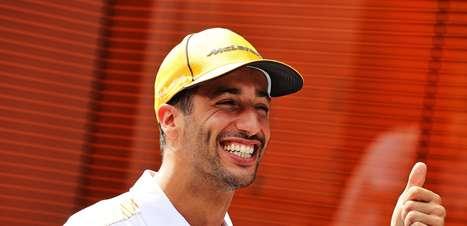 Ricciardo lança proposta bizarra para o GP de Mônaco de F1