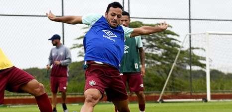 Yago Felipe lamenta derrota do Fluminense: 'Infelizmente, não aproveitamos as chances'