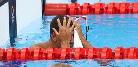 Olimpíada Tóquio 2020: Ahmed Hafnaoui, o jovem nadador desconhecido que surpreendeu o mundo ao ganhar o ouro