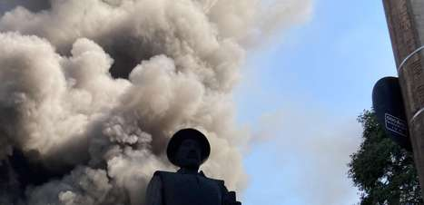 Fogo em estátua do Borba Gato em SP acirra disputa política