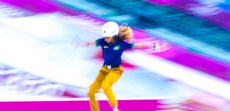 Skate: calça cargo de Rayssa e time Brasil é peça tendência