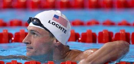 Processo contra Ryan Lochte durante Jogos do Rio é arquivado