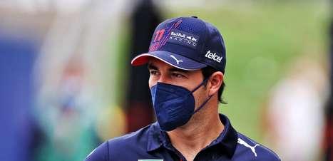 Perez quer esquecer o GP da Inglaterra de F1