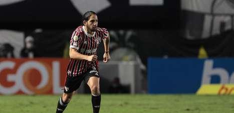 Em duelo com o São Paulo pela Copa do Brasil, Vasco pode reencontrar o argentino Martín Benítez