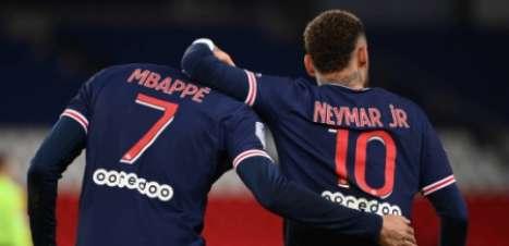 Neymar e Mbappé falam sobre amizade e entrosamento no PSG