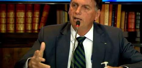 Bolsonaro diz que quer realizar eleições no próximo ano