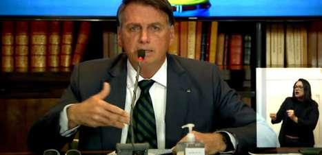 Bolsonaro mexe as peças com um objetivo: salvar o pescoço