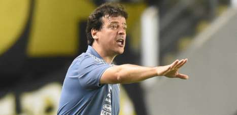 Diniz comemora chances criadas pelo Santos contra a Juazeirense
