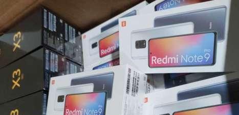 Leilão da Receita tem 4 mil celulares Xiaomi, iPhones, Xbox Series X e mais