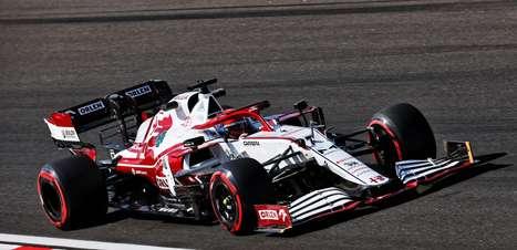 Esperamos estar mais fortes no sábado, diz Alfa Romeo F1