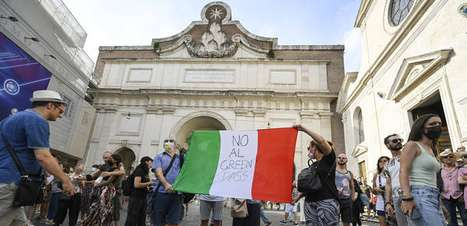 Itália tem mais 6.619 casos e 18 mortes por Covid