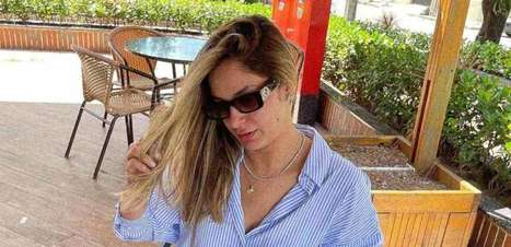 Pamella Holanda comemora lei contra violência psicológica