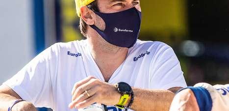 Maurício anota primeira pole em 2021 e comanda 1-2 da RC Eurofarma em Curitiba