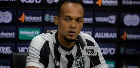 Bruno Pacheco sobre clássico diante do Fortaleza: 'Nós precisamos ganhar'