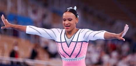 Rebeca Andrade leva ouro no salto, sua 2ª medalha em Tóquio