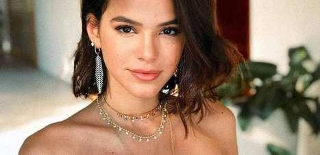 Bruna Marquezine choca ao dizer qual seria sua prioridade se fosse anônima