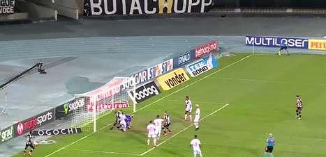 SÉRIE B: Gols de Botafogo 2 x 0 Vasco