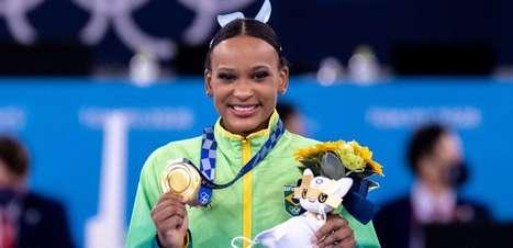 Brasil dorme com Fratus bronze e acorda com ouro de Rebeca