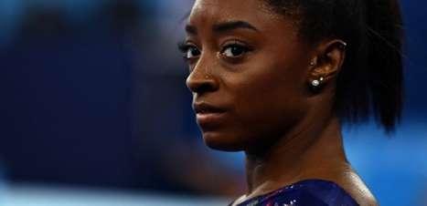 Simone Biles fala sobre perder finais e destaca: 'Minha saúde importa mais do que qualquer medalha'
