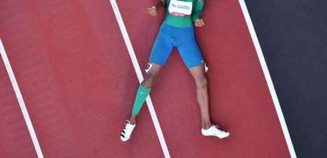 Bronze quebra jejum de 33 anos do Brasil em provas de pista