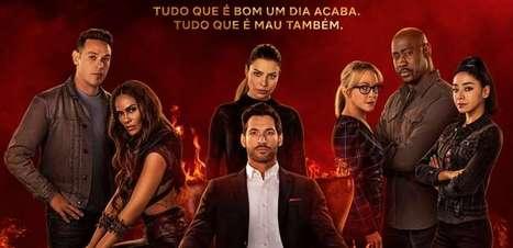 Netflix Brasil libera novo pôster de Lucifer