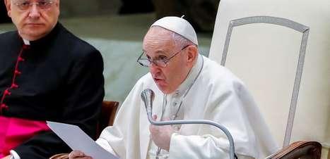 """Papa pede aos cristãos """"senso de humor"""" para viverem felizes"""