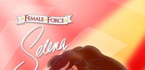 Cantora latina Selena é estrela em nova revista em quadrinhos dos EUA