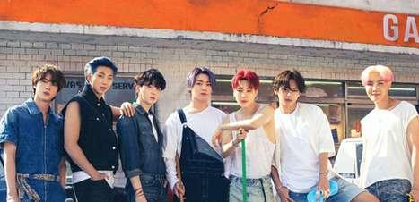 Billboard: Com sucesso do BTS, ficar em #2 é equivalente ao #1
