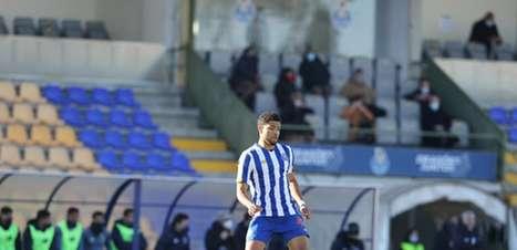 Titular do Porto B, zagueiro João Marcelo fala sobre expectativas para a temporada