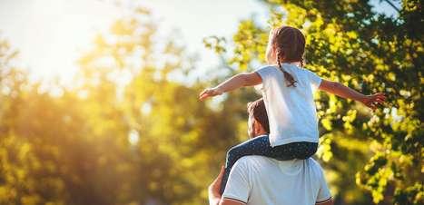 O lado positivo do pai na Astrologia