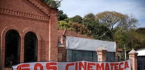 Atos em defesa da Cinemateca Brasileira ocorrem neste sábado