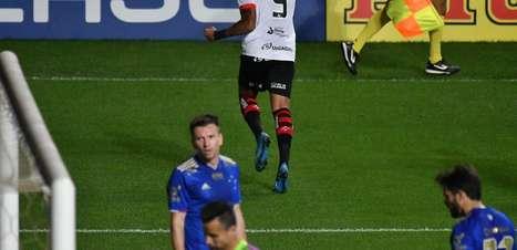 Cruzeiro busca virada, mas cede empate ao Vitória na Série B
