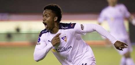 Athletico-PR perde para a LDU em Quito na Copa Sul-Americana