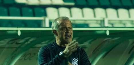 Trabalho de Jorginho no Figueirense é defendido por parceiro do clube