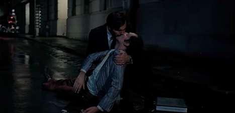Tarcísio protagonizou o beijo gay mais polêmico do Brasil