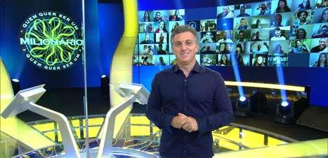 Globo divulga primeira chamada do 'Domingão com Huck'; veja