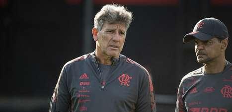 Flamengo divulga relacionados com Diego e Gabigol e sem Isla