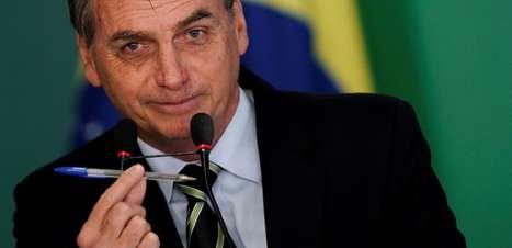 """Bolsonaro diz que fará a """"coisa certa"""" sobre fundo eleitoral"""