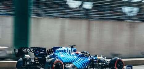 Dança das cadeiras: quem vai pilotar a Williams F1 em 2022?