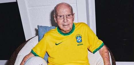 Complexo do Maracanã pode mudar nome para homenagear Zagallo