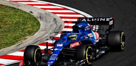 Alonso vai andar com carro da Alpine F1 em Le Mans